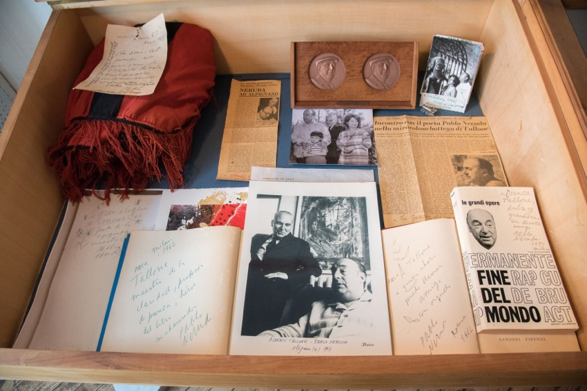 cimeli Neruda salone-fotoMaurizioBosio