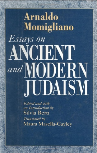 essays on ancient and modern judaism printed matter arnaldo momigliano essays on ancient and modern judaism university of chicago press 1994