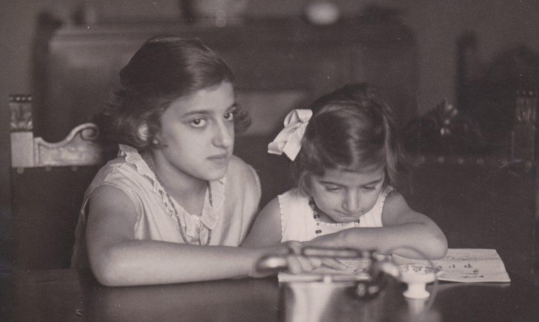 Olga e Isa bambineWP