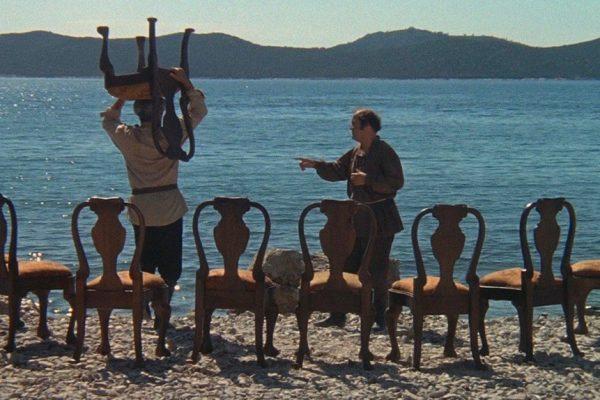 Mel Brooks, 12 Chairs
