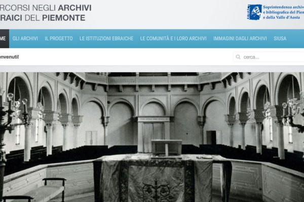 ArchiviEbraiciPiemonte