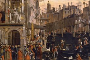 Venice: A Symbol of Jewish History