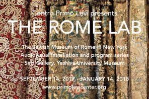 Rome Lab Calendar