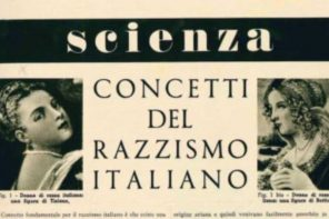 Current scholarship on Italian Fascist anti-Semitism in honour of Michele Sarfatti