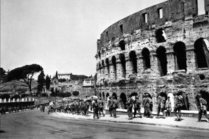 The Decision-Making Process of the Roundup of the Jews of Rome, October 16, 1943