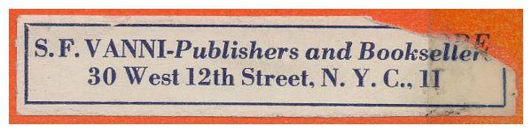 Wuz. Riapre SF Vanni, Storica Libreria Italiana Nel Cuore Di New York.