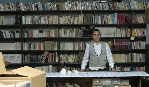 La Voce Di New York. S.F. Vanni Bookstore, Un Centro Culturale Italiano Nel Cuore Del Village