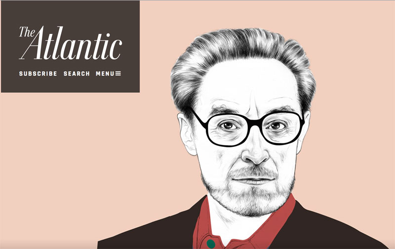 The Atlantic. Why Primo Levi Survives