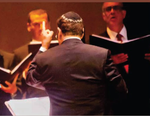 The Jewish Week. Roman Holiday Visiting Tempio Maggiore Choir Introduces World To The Melting Pot Of Italian Jewish Music