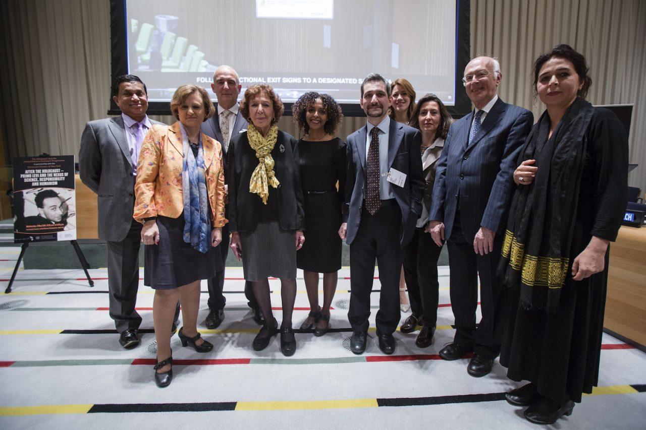 La Voce Di New York. Nazioni Unite A Lezione Di Olocausto Con Primo Levi