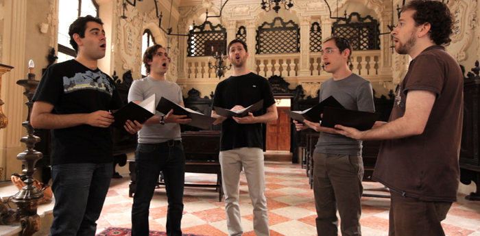 LA Times. Profeti Della Quinta Roams Jewish Italian Madrigal Songs