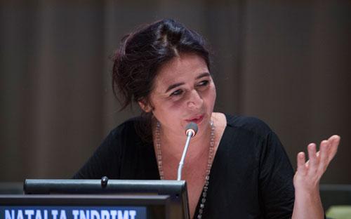 Interview With Natalia Indrimi