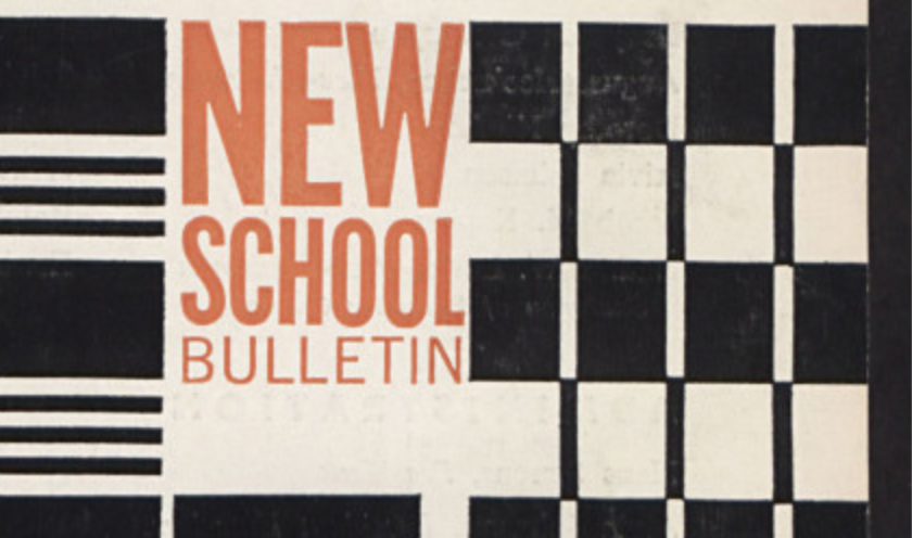 Italian Refugee Scholars At The New School: A Collective Profile