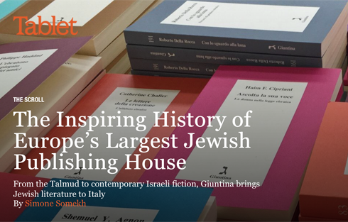 The Inspiring History Of Europe's Largest Jewish Publishing House