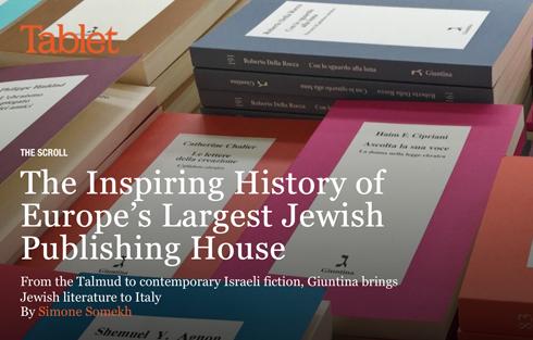 The Inspiring History Of Europe's Largest Jewish Publishing House