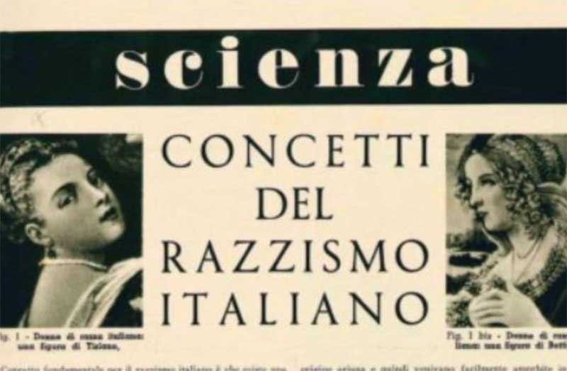 Current Scholarship On Italian Fascist Anti-Semitism In Honour Of Michele Sarfatti.