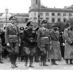 Rom, Beisetzung italienischer Polizeichef Bocchini