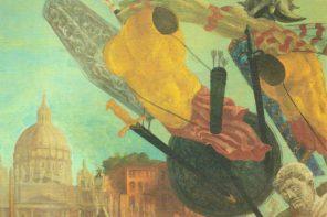 Corrado Cagli, the American Years