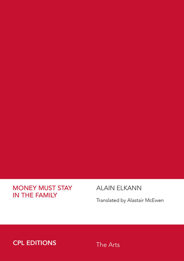 Money Must Stay In The Family, Alain Elkann